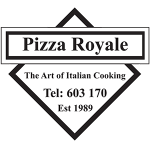 Pizza Royale Alnwick Logo
